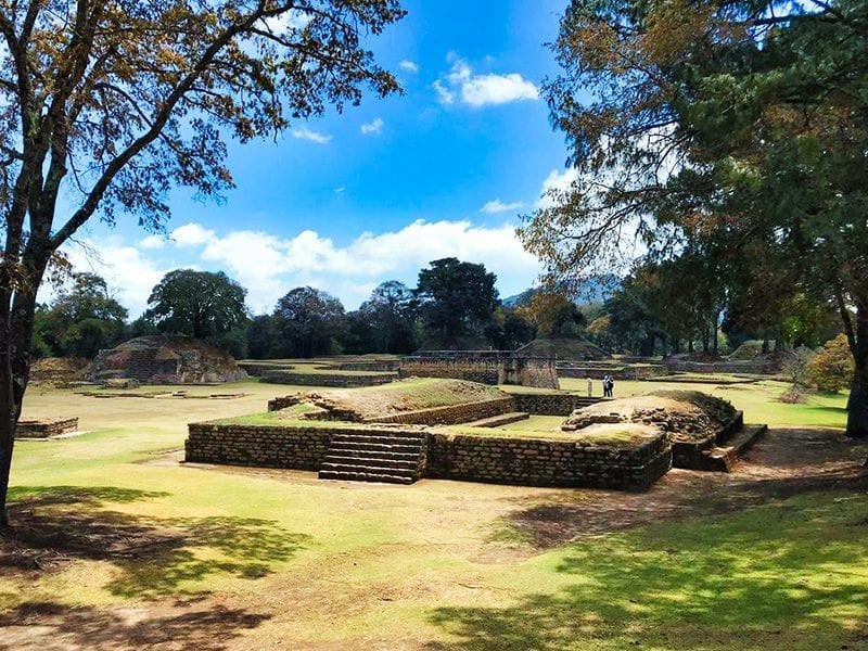 Iximche Archaeological Site® All Rights Reserved Martsam Travel
