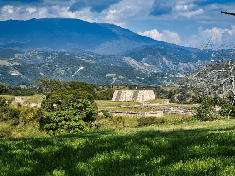 Mixco Viejo Archaeological Site